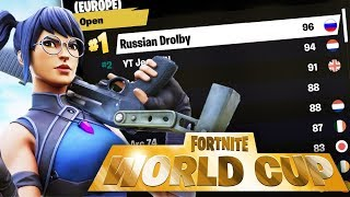 I'm Ready To Qualify For Fortnite World Cup 2020!