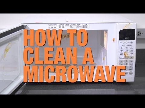 Remove Stubborn Gunk From Your Microwave With An Old Credit Card
