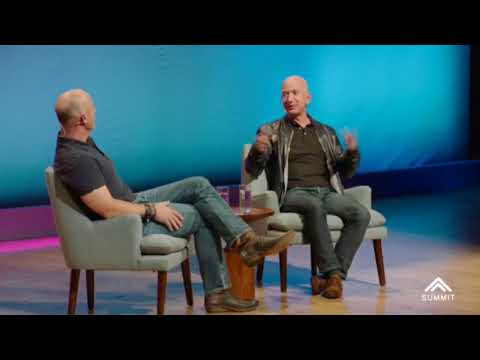 Amazon Ceo Jeff Bezos And Brother Mark Give A Rare Interview About