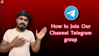 How to Join Our Channel Telegram Groups In Tamil 2020 | SK TECH Premium