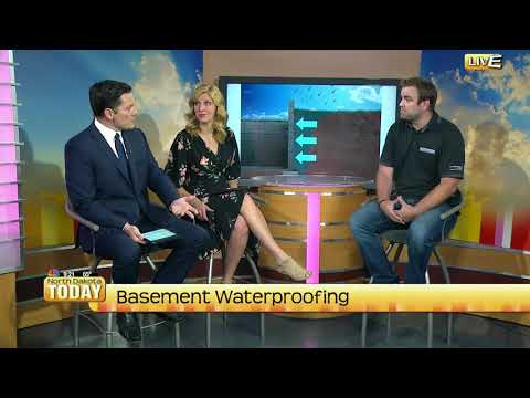 System design specialist, Jason Kratcha, provides viewers tips on how to keep basements dry.