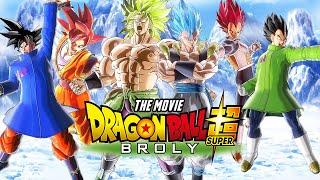 Blizzard English Dub Full Version by Daichi Miura | Dragon Ball Super Broly Main Theme Song (AMV)