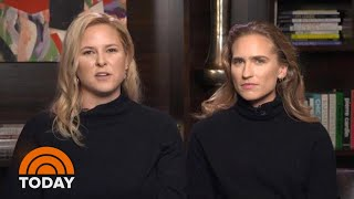 George H.W. Bush's Granddaughters On His Final Moments | TODAY