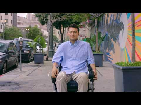 TGA WHILL Powerchair - freedom, redefined. YouTube video thumbnail