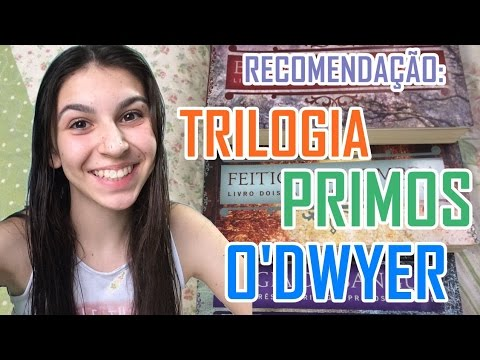 RECOMENDAÇÃO: TRILOGIA DE FANTASIA DA NORA ROBERTS