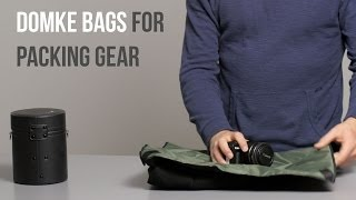 Domke Protective Wrap Bag Review