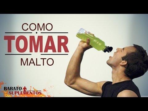 MALTODEXTRIN - COMO TOMAR