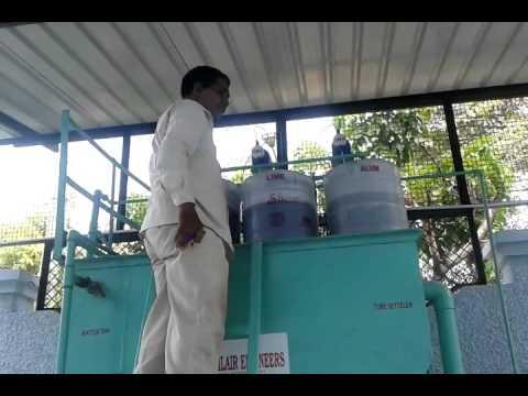 Paint Industry Effluent Treatment Plants