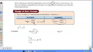 Algebra 2 - Solving Exponential Word Problems