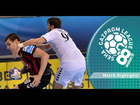 Match highlights: Vardar vs Izvidjac