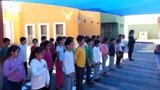 preview picture of video 'תלמידי אהוד מנור גן יבנה מקבלים את השונה - פעילות סובלנות 17.11.2014'