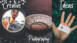 5 EASY MOBILE PHOTOGRAPHY IDEAS AND HACKS TO TRY AT HOME 🔥|Creative Photography Ideas | Picsart Edit