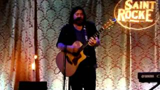Josh Krajcik ~ She'll Never Know ~ Saint Rocke ~ 07/14/2013