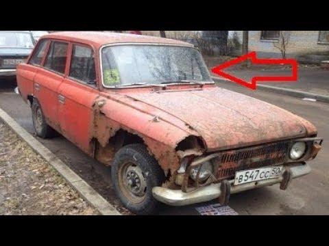 Почему быстро гниют советские автомобили? Одна из главных причин!
