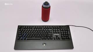Tronsmart TK09R Mechanical Keyboard: Legend in the Making