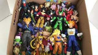 DRAGON BALL SUPER ACTION FIGURES Goku Vegeta Frieza Cell Trunks Gohan Vegito Goku Black Broly Jiren