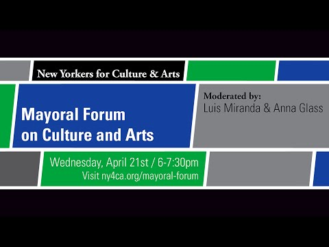 Mayoral Forum on Culture and Arts