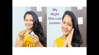 Night skin care routine || Our skin needs special care at night || Glow Gossip