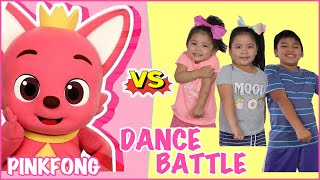 BABY SHARK DANCE BATTLE - AUSTRALIA | BABY SHARK CHALLENGE | BABY SHARK REMIX