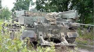preview picture of video 'BAT, T-55 T, BMP-1 im Einsatz, Großenhain 2012, Panzer'
