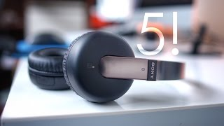 Top 5 Headphones Under $300!