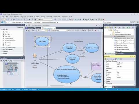 UML Fundamentals Tutorial | Introduction To The Modeling Software ...