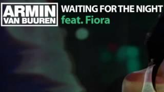 Armin van Buuren Ft Fiora - Waiting For The Night {HD}