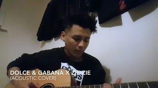 """""""DOLCE & GABANA"""" X ZIE ZIE (Acoustic Cover) By Nizel Grg"""