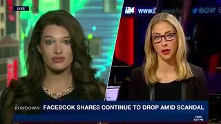 i24: Facebook Data Scandal