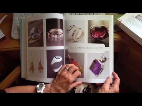 Stonesetting For Contemporary Jewellery Makers Review by Hilary Minor