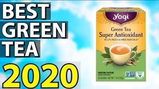 ✅ TOP 5: Best Green Tea 2020