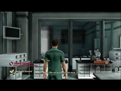 alpha protocol xbox 360 gameplay