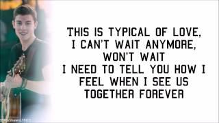 Shawn Mendes   Imagination (with Lyrics) [studio Version]