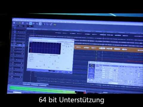 Digital Audio Workstation – DAW – recording von besser-pc.wmv
