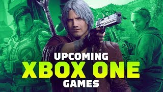 31 Big Xbox One Games Coming in 2019