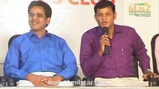 Ovvoru Nanbanum Thevai Machan Press Meet