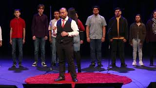 Every voice matters: Bridge the empathy gap with singing | Chamber Singers of LA | TEDxGrandPark