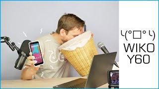 Die Zerstörung des WIKO Y60 Smartphones #ChinaSchrott - Moschuss.de