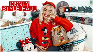 Disney Style Haul From Gucci, Coach, Kith And More | Conscience Coupable
