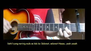 Salamat Guitar Chords