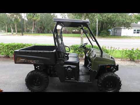 2011 Polaris Ranger XP® 800 in Sanford, Florida - Video 1