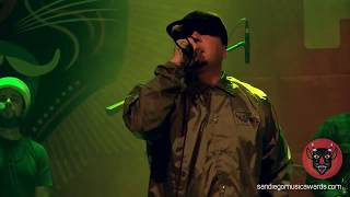 P.O.D.  Soundboy Killa  Live San Diego Music Awards 2018