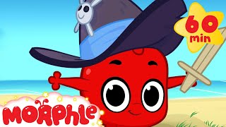 Morphle And Pirates +1 Hour Funny Morphle Kids Videos Compilation