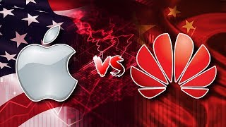 Apple vs Huawei: The Fall of a Giant