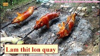 Lợn quay theo kiểu tây Bắc HOA BAN FOOD How to Roast Pork Perfectly