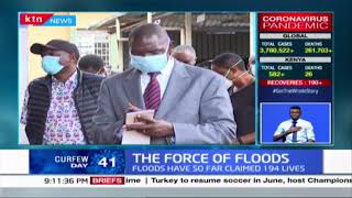 The force of floods: Government to forcefully evacuated those in flood-prone areas to higher ground