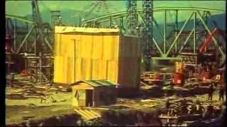 近鉄名古屋線標準軌化工事記録