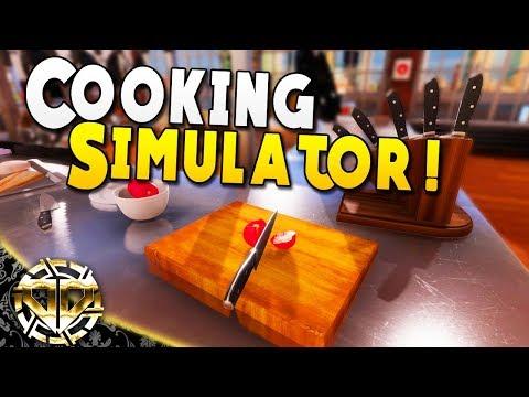 Gameplay de Cooking Simulator