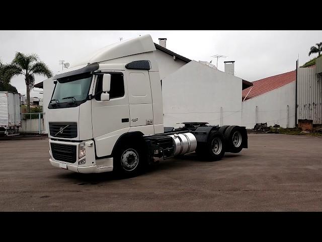 Vídeo do caminhão FH 440 6x2
