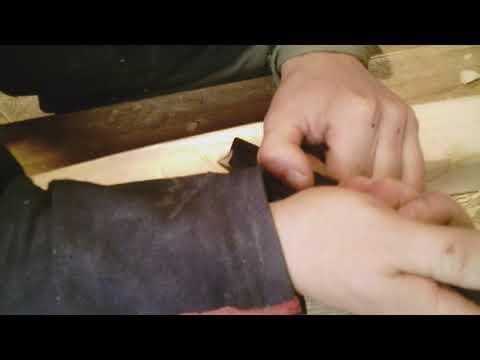 Как вырезать резьбу по дереву на ножки стола кабриоль.